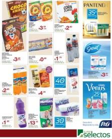 Descuento en productos P&G pantene secret venus - 28jun14