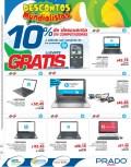 Descuenton en computadoras portatiles laptops HP almacenes PRADO - 16jun14