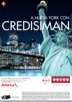 GANA un viaje a New York por tu compras CREDISIMAN - 05jun14