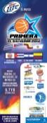 MILLER LITE primera cuadrangular internacional 2014