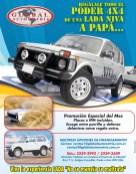 PAPA quiere un truck lada niva 4x4