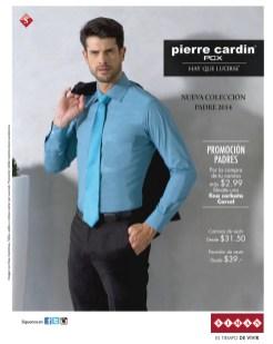 Promocion PADRES gracias a SIMAN y Pierre Cardin - 16jun14