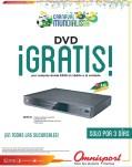 Promociones MUNDIAL Brasil 2014 gracias a OMNISPORT - 13jun14