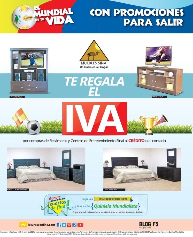 Sale ganando y estrenando con OFERTAS La Curacao promociones - 14jun14