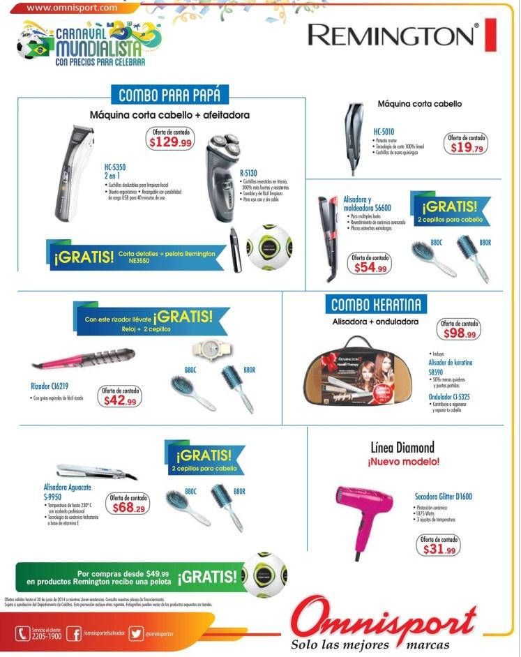 Tu cabello prefiere REMINGTON products - 14jun14