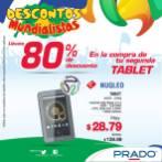 Tu segunda tablet con 80 OFF PRADO - 25jun14