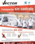 VECTOR fuigacion y asesoria combate las plagas y zancudos - 24jun14