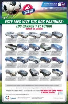 comprar autos ususado seguros GRUPO Q