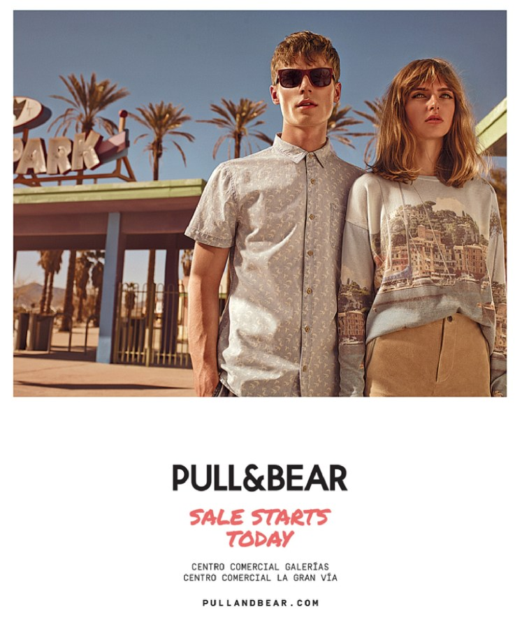el salvador PULLandBEAR.com sale starts today - 26jun14