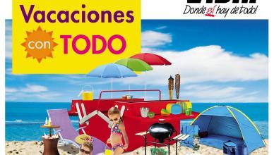 Ferreteria VIDRI almacen ofertas de vacaciones Agosto 2014
