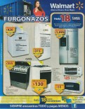 promocion FURGONAZOS Walmart electrodomesticos con buenos precios - 04jul14