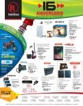 Acelera tu ritmo en tecnologia RADIOSHACK promociones de aniversario - 22ago14
