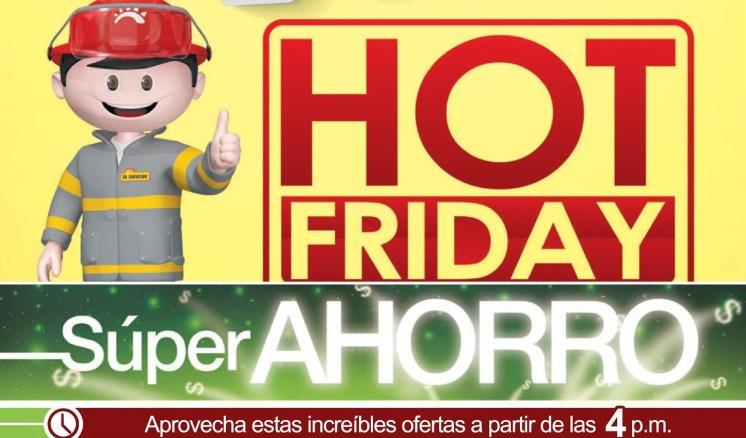 Conoce todas las promociones del hot friday - 29ago14