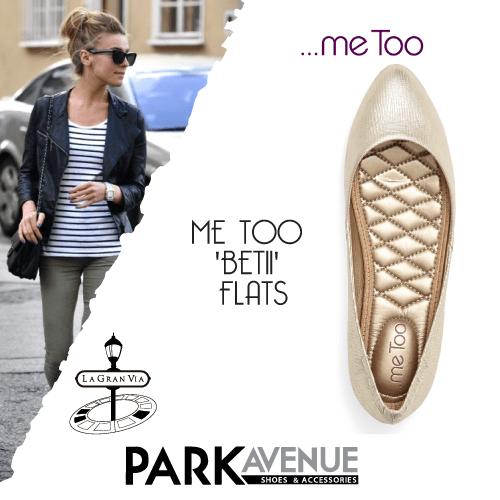 Park Avenue me too betii fltas shoes