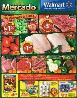 WALMART ofertas feria de mercado - 22ago14