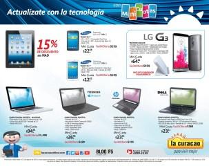 compra tu laptop tablet y movil nuevo en LA CURACAO - 23ago14