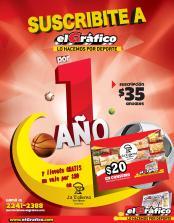 CUPON de 20 dolares en consumo LA TABERNA - 23sep14