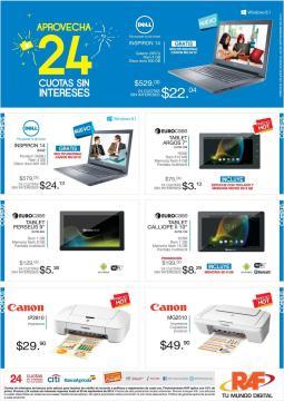 Comprar laptops DELL en oferta RAF promociones - 26sep14