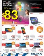 Compras laptops en promocion con PRaDO - 13sep14