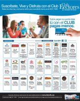 Descuentos y Promociones 2x1 en restaurantes - 15sep14