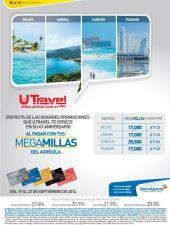 Destinos de vacaciones con tus MEGAMILLAS - 19sep14