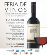 ENJOY Feria de Vinos san salvador el salvador 2014