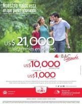 GANA dinero con tus ahorro en Banco de America Central promociones