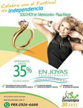 JEWERLY discounts la cornucopia - 30sep14