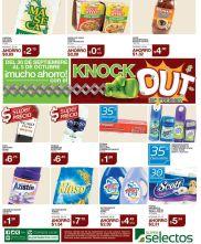KNOCK OUT de precios en tus compras - 30sep14