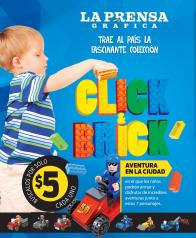 Kids collection series CLICK BRICK