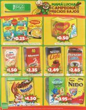 Mama busca precios bajos en supermercados - 12sep14