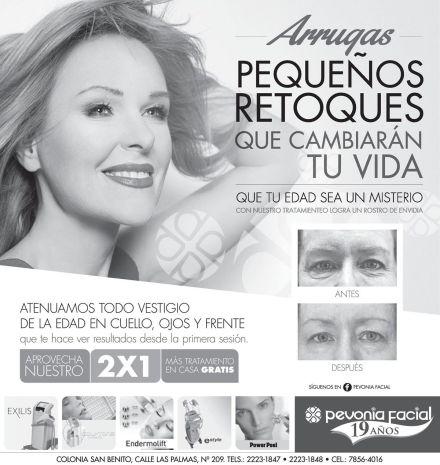 Promocion para retocar tu cutis y eliminar acne - 30sep14