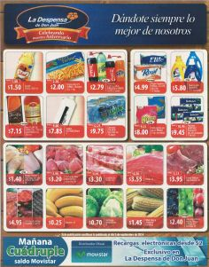 Promociones exclusivas en La Despensa de Don Juan - 12sep14