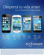 Tu vida necesita un smartphone TIGO - 18sep14