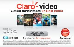 VOD stream tv sin costo CLARO video