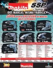 electric machines THAKITA drills SSP exclusive makita - 01sep14