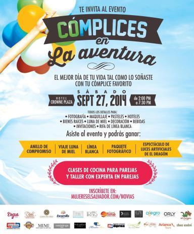evento MUJERES complices en la aventura - 26sep14