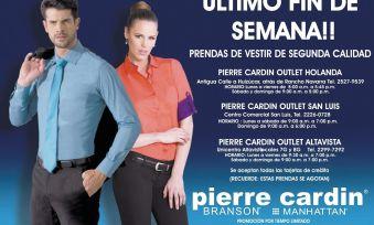 ropa pierre cardin el liquidacion - 20sep14
