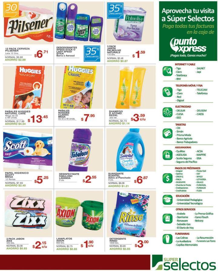 Cerveza pilsener LATA 30 off descuento - 16oct14