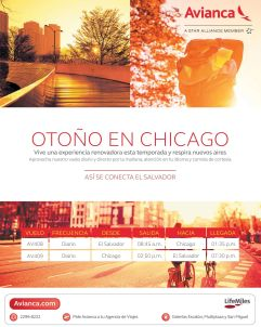 Chicago Autumn travel promotions - 20oct14
