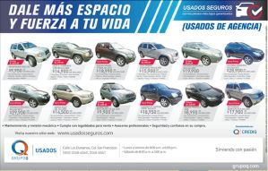 Comprar camioneta usada de agencia AUTO ofertas - 21oct14