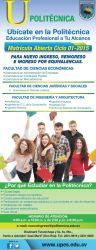 Educacion profesional UNIVERSIDAD POLITECNICA el salvador