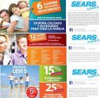Estas son las promociones SEARS para el fin de semana - 18oct14