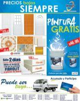 Ferreteria LEMUS promcoiones para tus proyectos - 20oct14