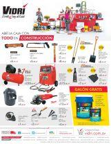 Ferreteria VIDRI promociones en herramientas para la construccion - 13oct14