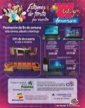 Fiesta de Descuentos de ANIVERSARIO agencias WAY el salvador - 10oct14