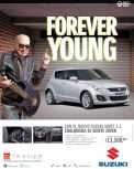 Forever young SUZUKI cars motors