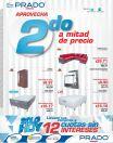 Muebles a mitad de precio PRADO promociones - 04oct14