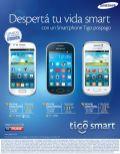 Planes TIGO con smartphone desde 12 dolares - 20oct14