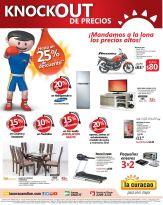 Promociones LA CURACAO knock out de precios - 31oct14